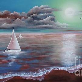 Sailors Delight by Dianna Lewis