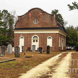 Saint Stephen Episcopal Church by Norma Brandsberg