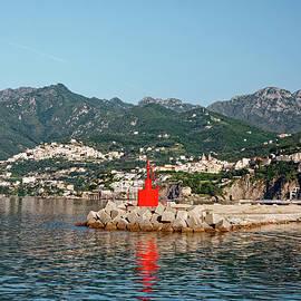 Salerno Coastline by Sally Weigand