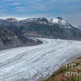 Salmon Glacier  by Robert Bales