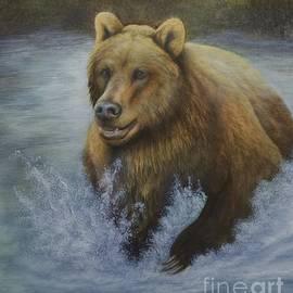 Salmon Run by David VandenBos