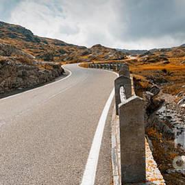 San Bernadino Pass by DiFigiano Photography