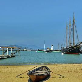 San Francisco Maritime National Historical Park by Lyuba Filatova