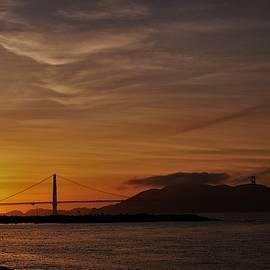 San Fransisco Bay by Christopher James