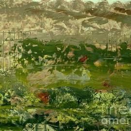 San Gabriel Valley Spring by Nancy Kane Chapman