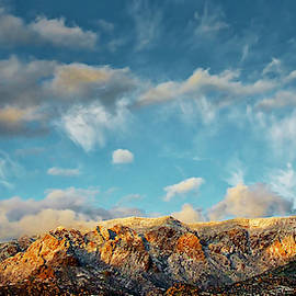 Sandia Gold, Sandia Mountain, Albuquerque, Nm by Flying Z Photography by Zayne Diamond