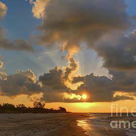 Sanibel Island Sunrays by Jeff Breiman