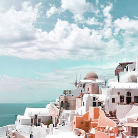 Santorini, Oia by PrintsProject