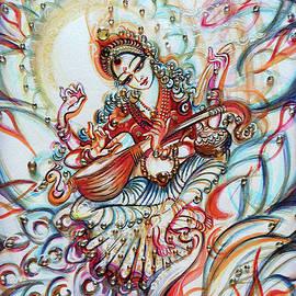 Sarswati - divine  by Harsh Malik