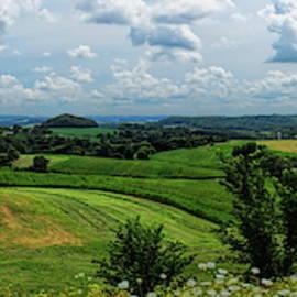 Sauk County Farm Country Panoramic