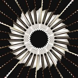 Sawblade by Mario Carini