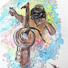 Sax-a-Licious by Debora Lewis