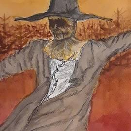 Scarecrow by Jennie Hallbrown