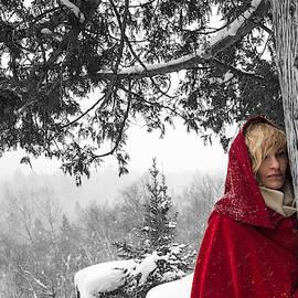 Scarlet Cloak 2 by Tim Beebe
