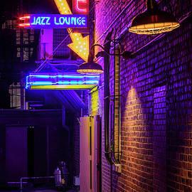 Scat Jazz Alley by Stephen Stookey