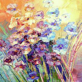Scenery in the Sun Room by Tatiana Iliina