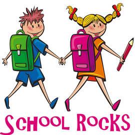 School Rocks by Movie Poster Prints