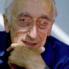 Scientist Jacques Cousteau by Shaun Higson