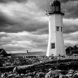 Scituate In Black And White by Jeff Folger