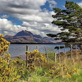 Scottish land by Ren Kuljovska