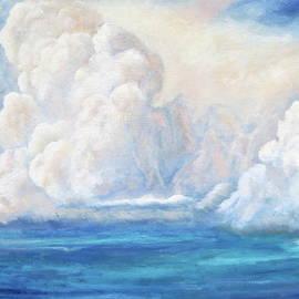 Sea cloud. Colorful. by SurfArtTango Marina Lisovaya