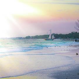 Seascape at Coquina Beach
