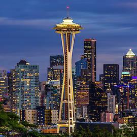 Emerita Wheeling - Seattle