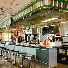Sebring Diner Interior