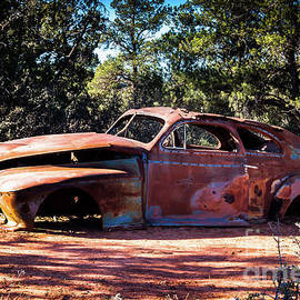 Sedona Rust Bucket by Webb Canepa