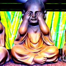 See No Evil, Hear No Evil, Speak No Evil by Ed Weidman