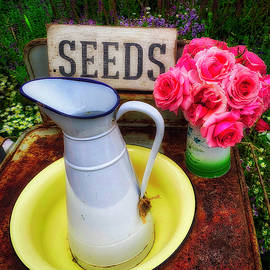 Seeds And Roses by Garry Gay