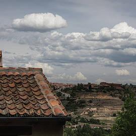 Segovia Sky II by Juan Contreras