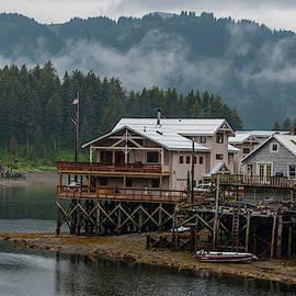 Seldovia Alaska by Jim Cook