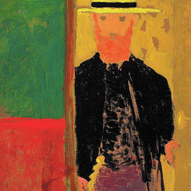 Self-portrait with cane and boater - Digital Remastered Edition