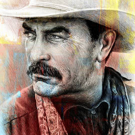 Selleck paint edit by Andrew Read
