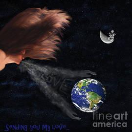 Sending You My Love by Jeff Breiman