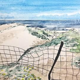 Sensitive Wildlife Area by Katy Smith