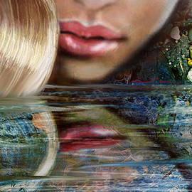 Sensual Eyes Water by Angie Braun