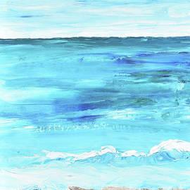 Blue Sea by Christine Dekkers