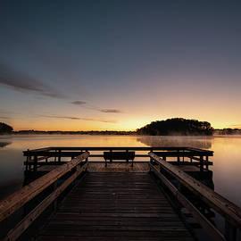 Serenity  by Douglas Milligan