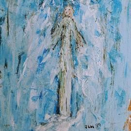 Set free by God's grace angel by Jennifer Nease