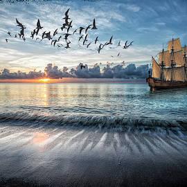 Setting Sail for Treasure by Debra and Dave Vanderlaan