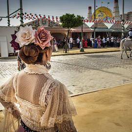 Seville Fair by Juan Contreras