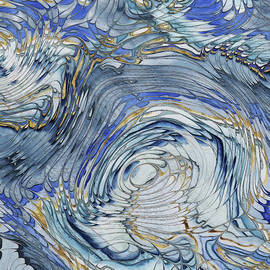 Shades Of Blue by Jack Zulli