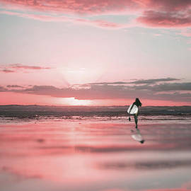 Shades of Pink by RJ Bridges