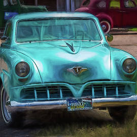 Shades Of Yesteryear by Barry Jones