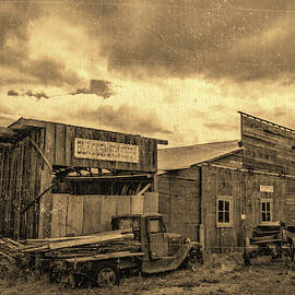 Shaniko-A Living Ghost Town by Jeff Oates Photography
