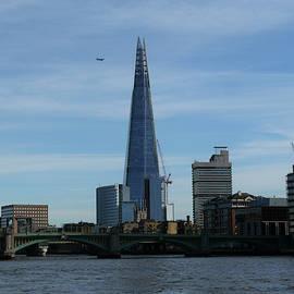 Shard of Glass London by Santosh Puthran