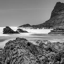 Shark Fin Point by Abraham Schoenig