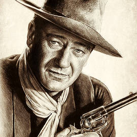Sheriff John T Chance by Andrew Read